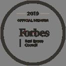 Forbes 2019 logo